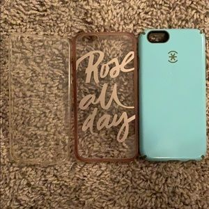 Miscellaneous iPhone 6 cases